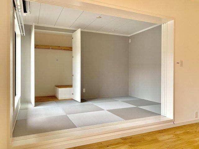 新たに和室を設ける
