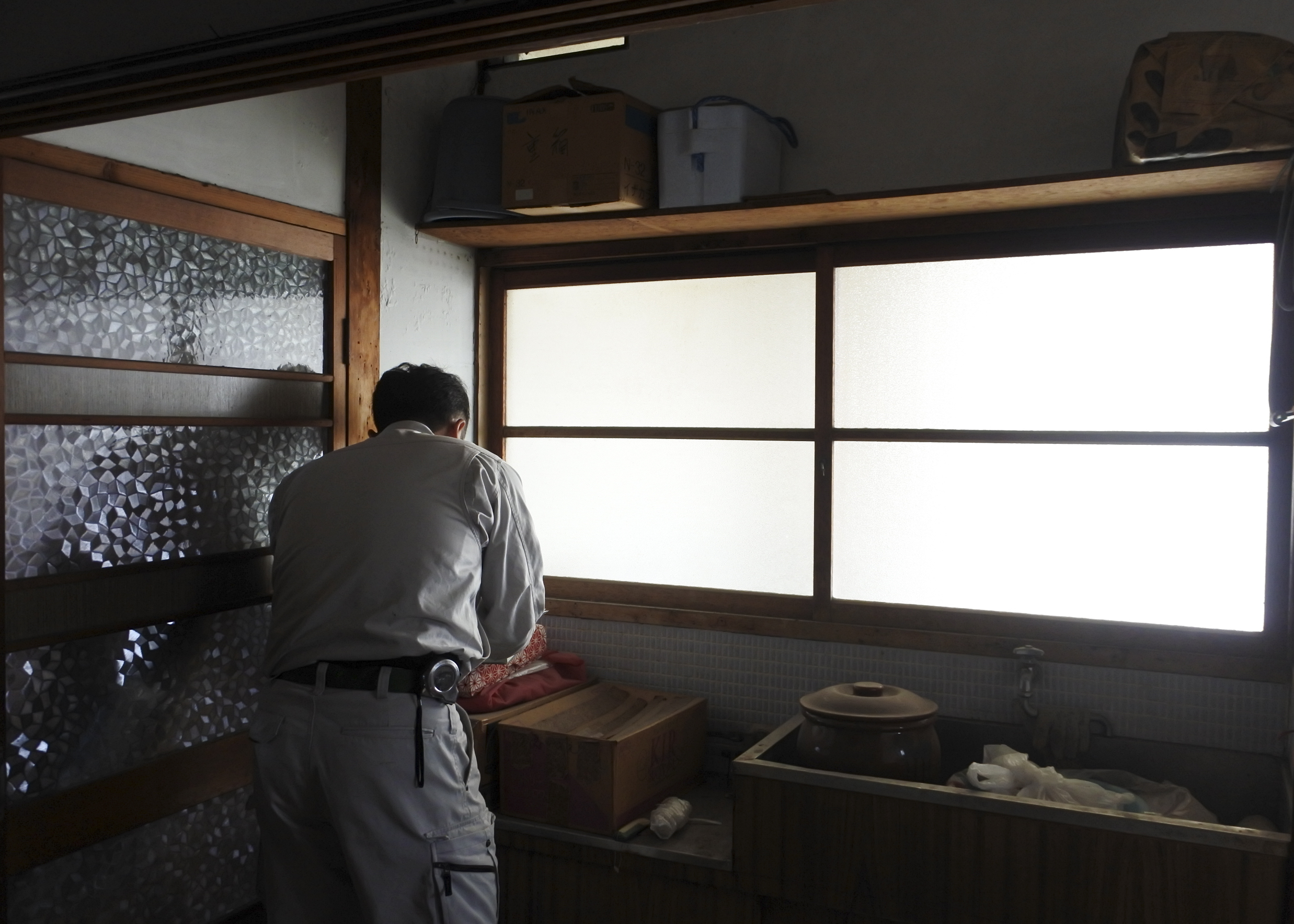 before_リノベーション前の部屋