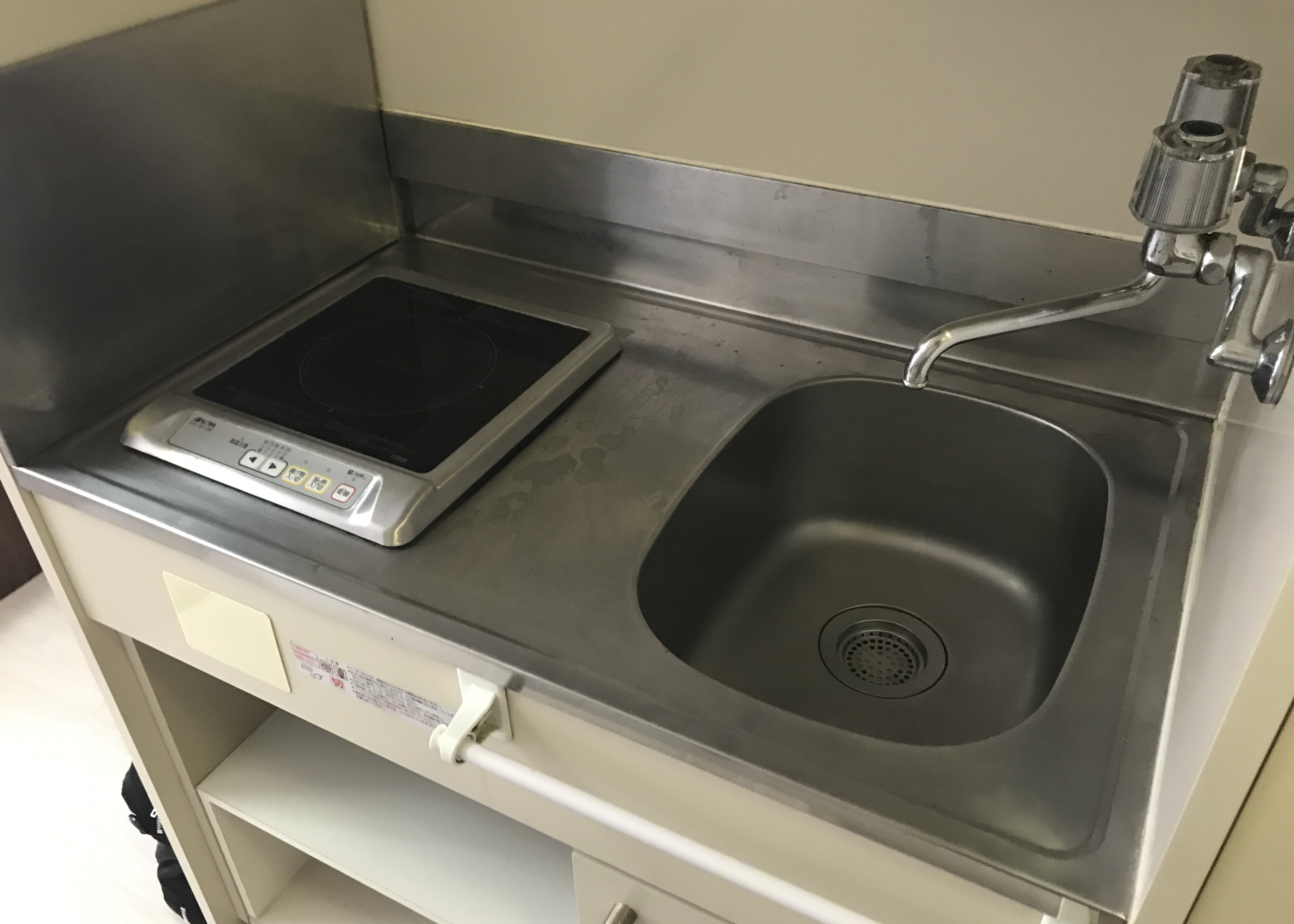 before_リノベーション前のキッチン