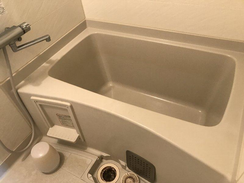 リノベーション前のお風呂