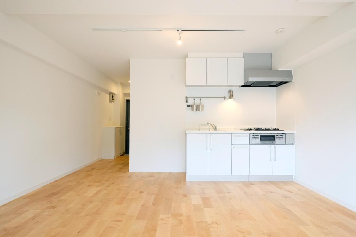 シンプルで好まれる部屋|入居者に好まれるシンプルデザイン