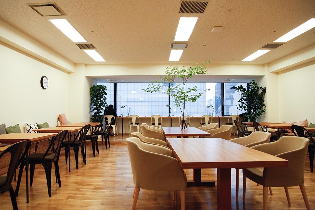 オフィスの新しい形 もっと手軽なオフィスの借り方があるのではないか?