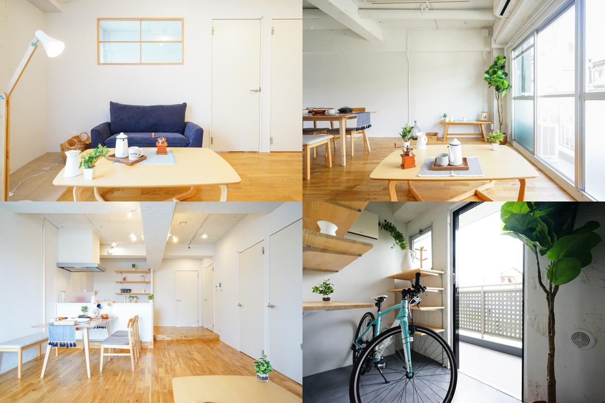 リノベーション例|老朽化したマンションや社宅を収益物件に