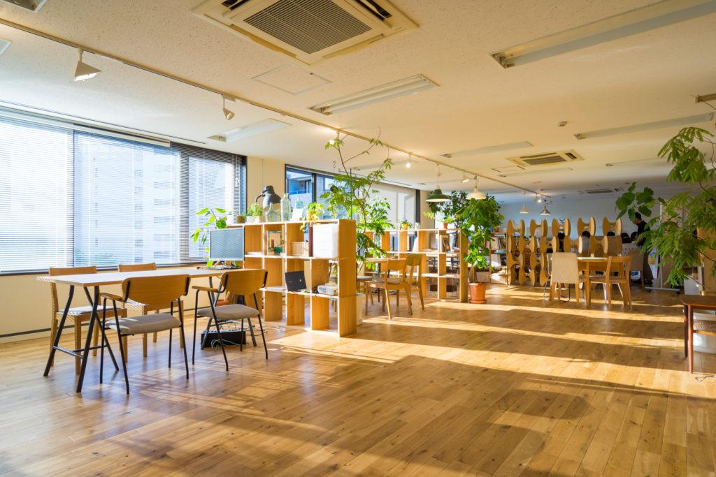 グッドルーム渋谷オフィス
