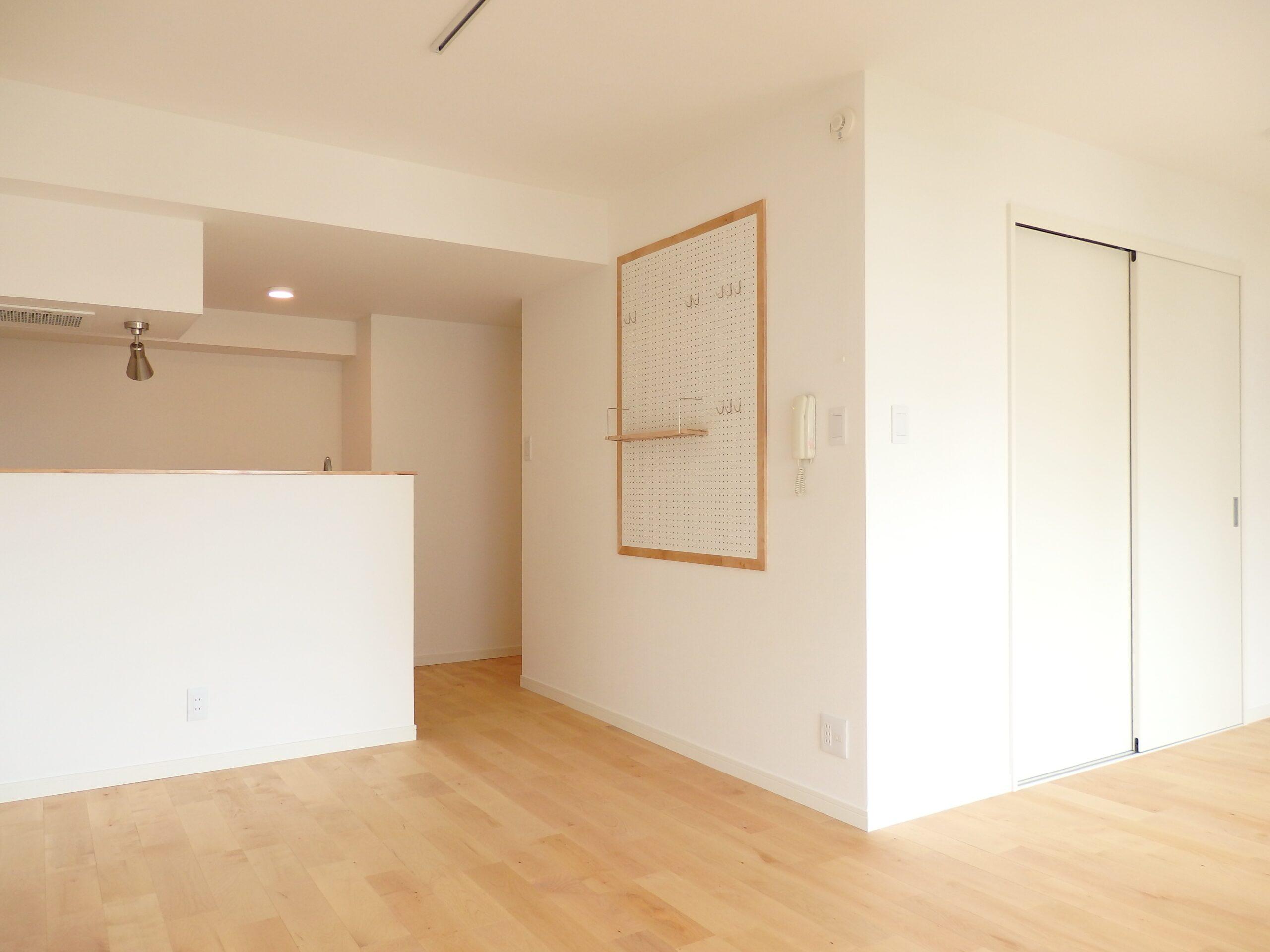 1Rマンションの空室を二戸一リノベーションで解消
