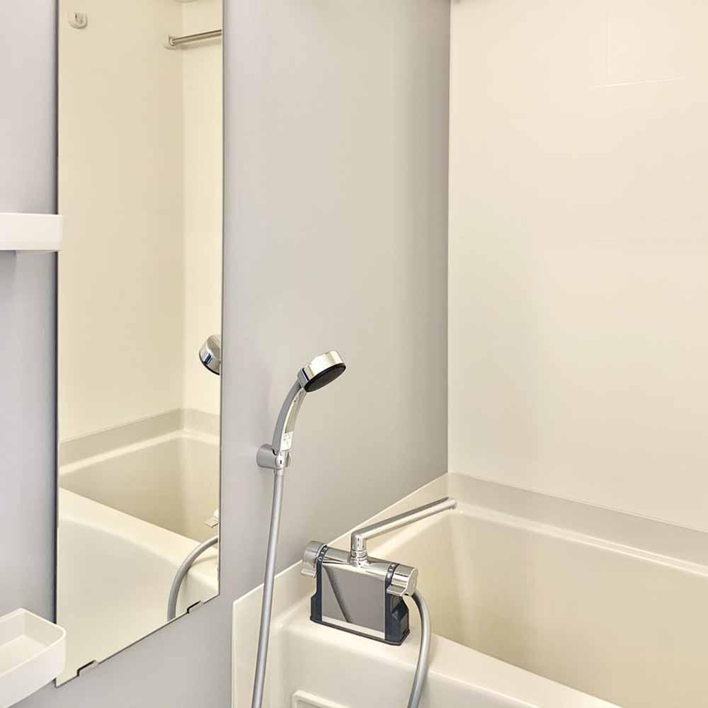 リンベーション後の浴室です