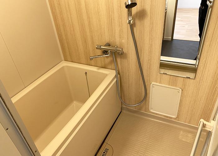 浴室リニューアル